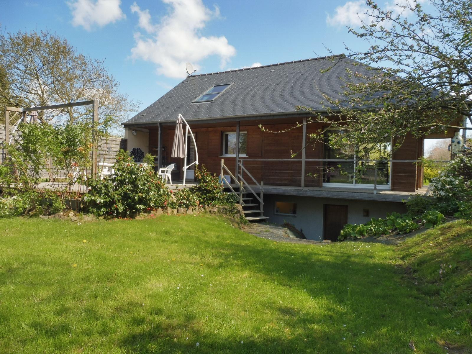 Vente maison moderne 110 m2 terrain 2500m2 for Maison moderne 31